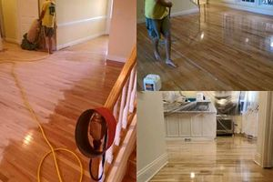 Photo #1: Hardwood Flooring Install/Refinish Work
