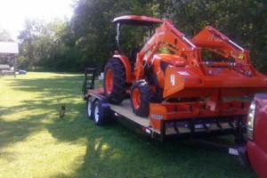 Photo #3: Rab's Tractor Work, Bush Hogging, etc...