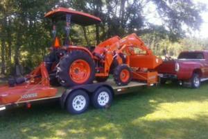 Photo #2: Rab's Tractor Work, Bush Hogging, etc...