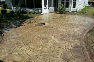 Photo #4: Beautiful FICHTER Concrete that will last!