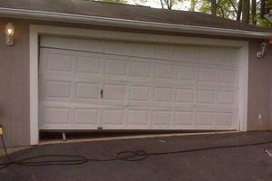Photo #1: Ontrak Garage Door Repair