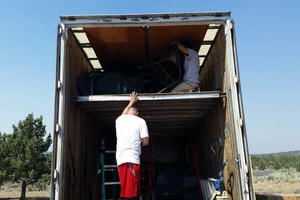 Photo #1: CENTRAL OREGON'S MOVING & RELOCATION SERVICE