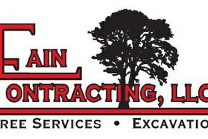 Photo #1: Cain Contracting llc - Tree Trimming & Removal