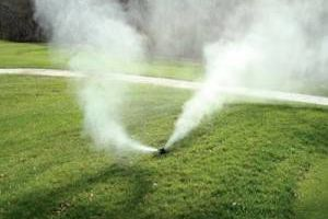 Photo #1: SPRINKLER WINTERIZATION BLOW OUTS