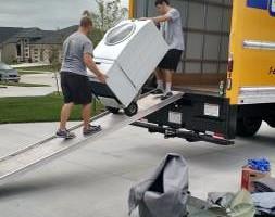 Photo #2: Insured/Safe Moving Labor: Iowa Moving 1, LLC