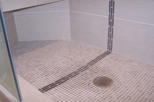 Photo #21: Tile & Stone Backsplashes to Walk in Showers