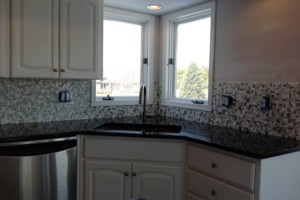 Photo #19: Tile & Stone Backsplashes to Walk in Showers