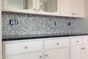 Photo #18: Tile & Stone Backsplashes to Walk in Showers