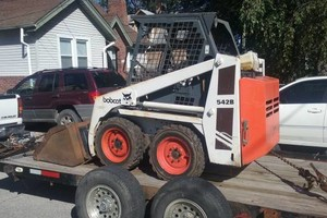 Photo #1: Bobcat for hire / skidloader services