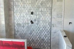 Photo #23: Tile install by Tyson