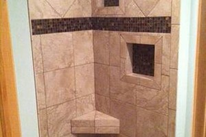 Photo #20: Tile install by Tyson