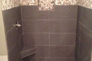 Photo #3: Tile install by Tyson