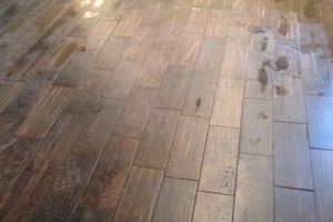 Photo #16: Tile and Hardwood Install