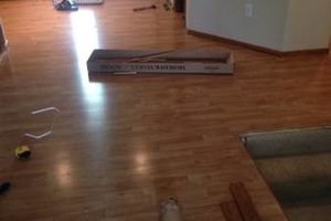 Photo #12: Tile and Hardwood Install