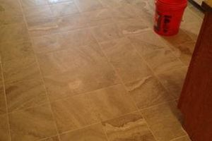 Photo #9: Tile and Hardwood Install