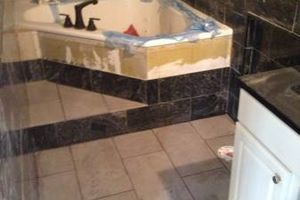 Photo #7: Tile and Hardwood Install