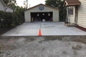 Photo #2: EVANS CONSTRUCTION. SIDEWALK'S & DRIVEWAY'S