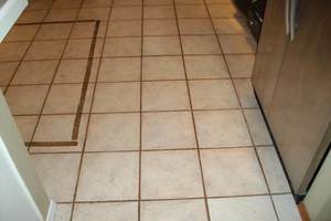Photo #2: Grout Cleaning and Color Sealing