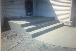 Photo #6: Concrete Specialist Clint