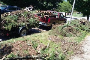 Photo #8: Lawn leaf clean up hauling and more