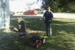 Photo #4: Lawn leaf clean up hauling and more