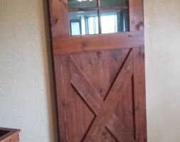 Photo #6: Barn doors & tracking