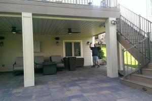 Photo #3: WINDOWS, DECKS, DOORS, CARPORT AND PATIO