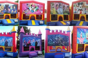 Photo #1: TENTs, chairs, tables, combo, bounce for you