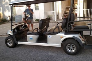 Photo #1: Golf carts for events