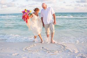 Photo #1: Destin Beach Wedding Planner