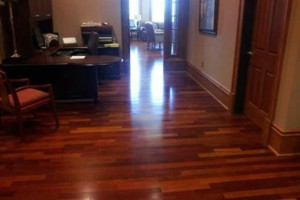 Photo #1: Hardwood and Laminate Flooring Installation