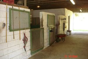 Photo #1: Horse Boarding. Large CBS stalls