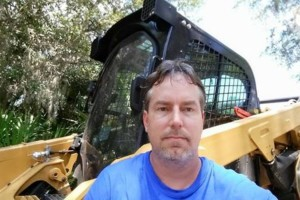 Photo #1: ShadowCat - Bobcat services, Land Clearing, Grading, Debris clearing