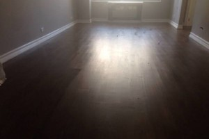 Photo #1: HARDWOOD FLOOR refinish, instalation, restauration