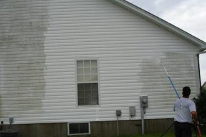 Photo #1: Experienced Power Wash