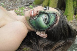Photo #1: CHELSEA TIANNA MAKEUP - Halloween Makeup!