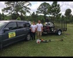 Photo #1: H & P Lawn Care