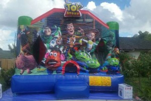 Photo #5: Party rentals - Kids bouce houses,  tents, tables, chairs