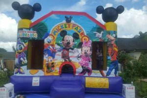 Photo #3: Party rentals - Kids bouce houses,  tents, tables, chairs