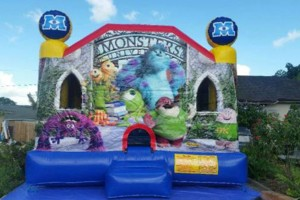 Photo #2: Party rentals - Kids bouce houses,  tents, tables, chairs