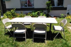 Photo #1: Party rentals - Kids bouce houses,  tents, tables, chairs