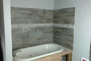 Photo #1: All About Tile & Remodeling, LLC