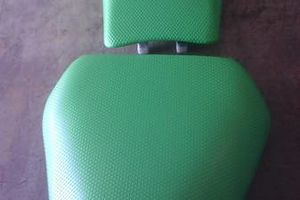 Photo #7: MOTORCYCLE SEAT UPHOLSTERY