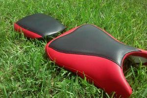 Photo #6: MOTORCYCLE SEAT UPHOLSTERY