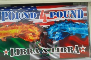 Photo #7: Pound 4 Pound Boxing( Pro & Am)