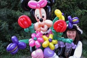 Photo #8: Balloon Bouquets & Centerpieces