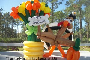 Photo #6: Balloon Bouquets & Centerpieces