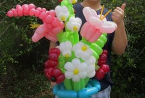 Photo #5: Balloon Bouquets & Centerpieces