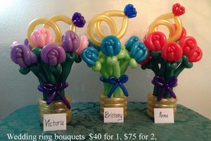 Photo #1: Balloon Bouquets & Centerpieces