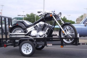 Photo #1: Need your bike tow ?